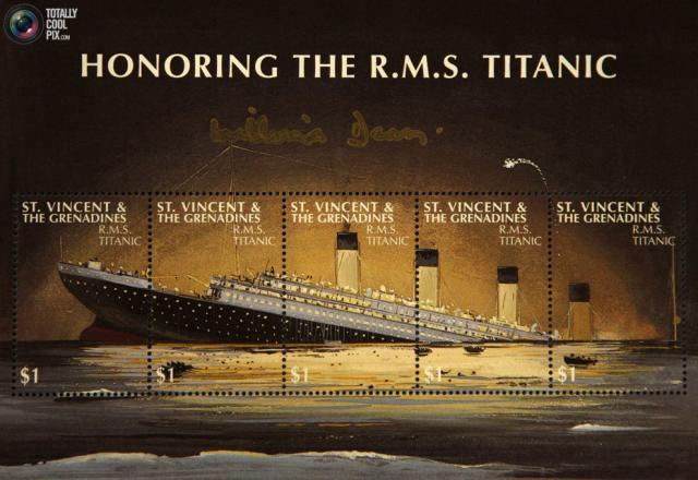 costa nostalgia : titanic